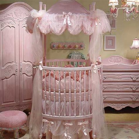 princess of monaco round baby bedding and nursery