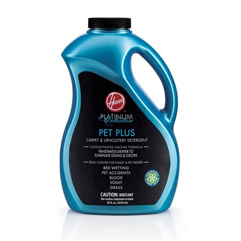 Hoover Pet Plus Carpet And Upholstery Detergent by Buy Hoover Platinum Carpet And Upholstery Detergent For