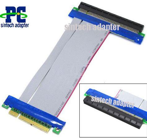 pci express x8 to x16 riser card st8026 8 99