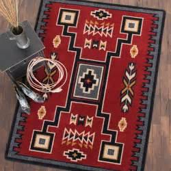 firestorm southwestern rug 4 x 5