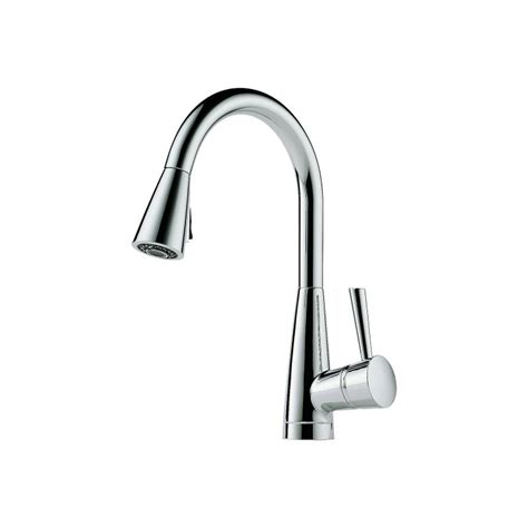 magnetic kitchen faucet faucet 63070lf pc in chrome by brizo