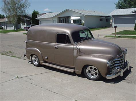1953 chevrolet panel truck – jim carter truck parts