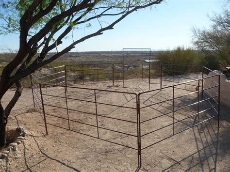 corral for sale az portable corrals arizona light weight corral panels for sale