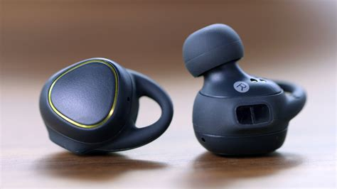 samsung gear iconx review wireless earbuds with great sound and lots of problems pcworld