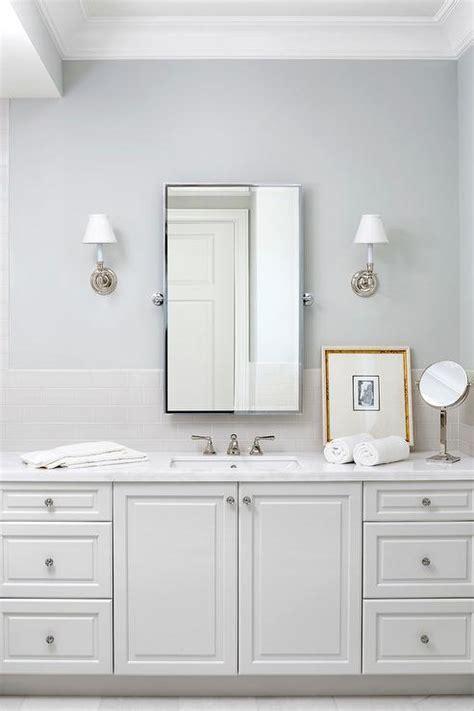 artika subway vanity light light gray subway tiles with white bath vanity