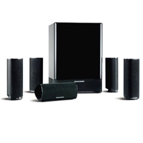 harman kardon hkts 18 home theatre speaker system