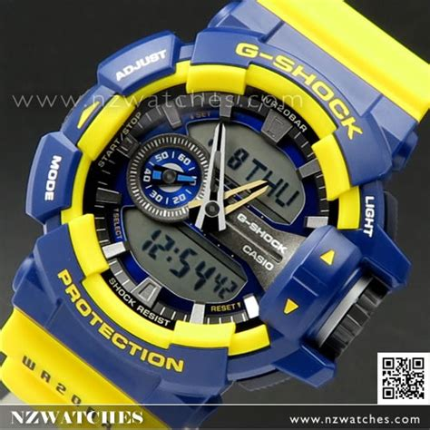 Casio G Shock Ga 400 9b Gshock Ga400 Original Berga Diskon buy casio g shock 200m analog digital sport ga 400 9b ga400 buy watches casio