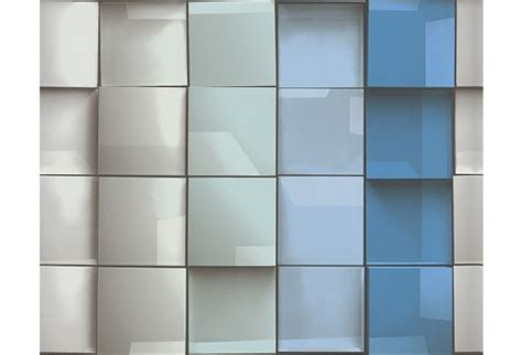 wand blau grau as cr 233 ation mustertapete in 3d optik move your wall
