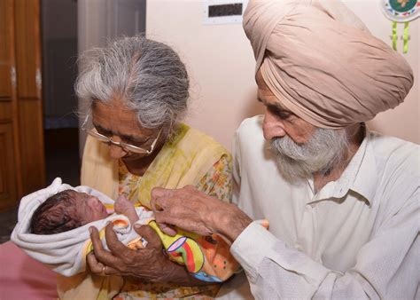 World Record For Oldest To Give Birth In 70s May Be Oldest To Give Birth Cbs News