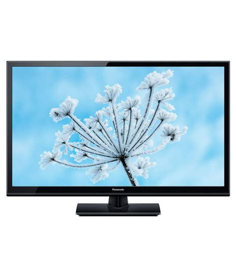 Led Tv Viera Th 24a402g buy panasonic viera th 32c400d 81 cm 32 hd ready led television at best price in india