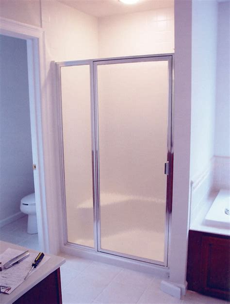 Oasis Shower Doors Fully Framed Oasis Shower Door With 1 4 Quot Glass Fully Framed Shower Doors And Enclosures