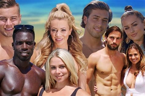 celebrity love island 2018 start date love island 2018 start date line up villa itv2 s summer