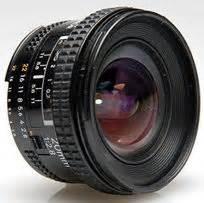 nikon's autofocus (af) nikkor 20mm f/2.8d ultra wideangle lens