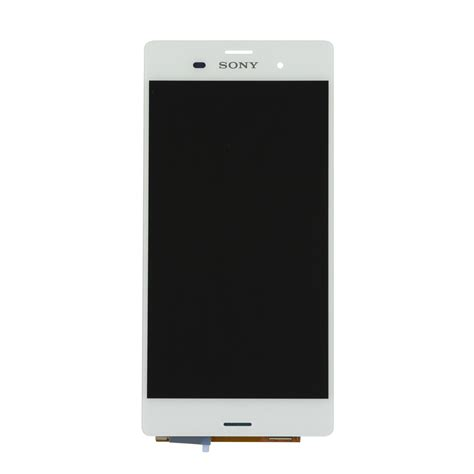 Lcd Sony Xperia Z3 sony xperia z3 white display assembly lcd and touch