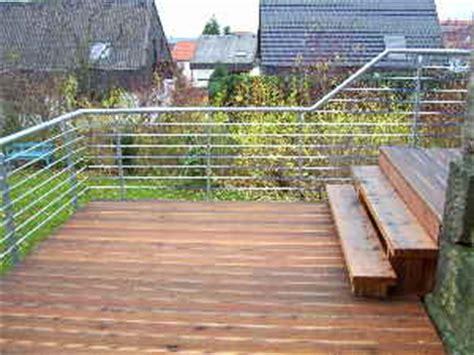 holzterrasse treppe terrassen