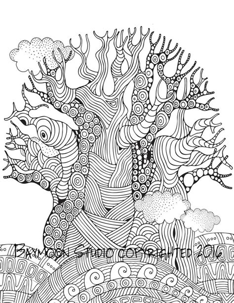 baobab tree coloring page 133 best images about nabre on pinterest trees