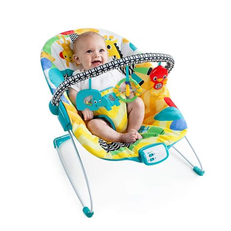 babies r us swing bouncer bright starts safari smiles bouncer baby rocker chair
