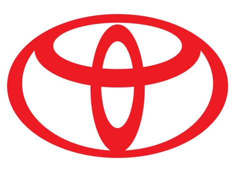 Toyota Symbol Spells Out Toyota Toyota Logo 2013 Geneva Motor Show