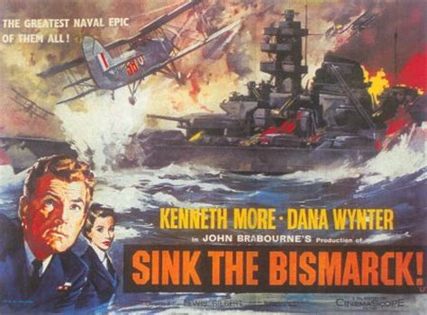 Where Did The Bismarck Sink by Sink The Bismarck