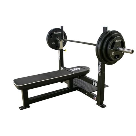 olympic bench press set pro series olympic flat bench legend fitness