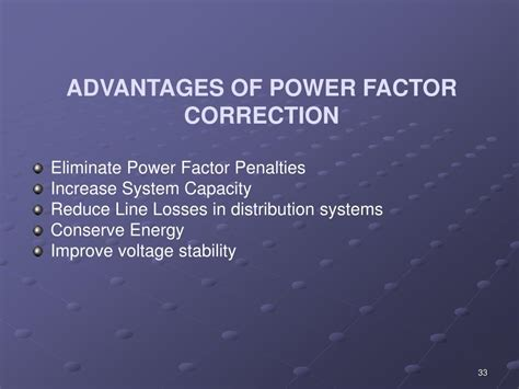 power factor correction ppt presentation power factor correction lecture 28 images က ထက ၀င နည ပည တက သ လ ဘ အ န င ဇ ကပင မ 3 phase