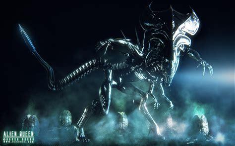 xenomorph queen aliens and predators alien queen by aliens queen xenomorph wallpaper aliens pinterest
