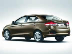 Suzuki Pakista Pak Suzuki Should Introduce Suzuki Ciaz In Pakistan