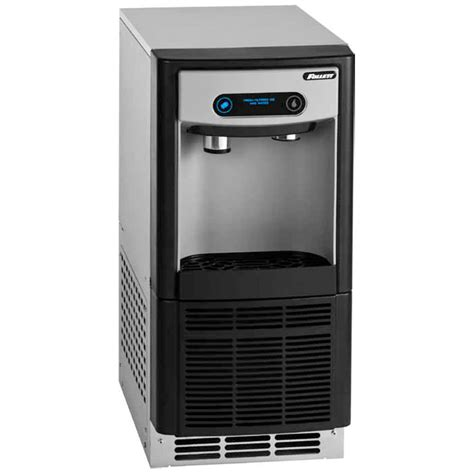 under cabinet water cooler follett 7 series 7ud100a air cooled undercounter ice maker