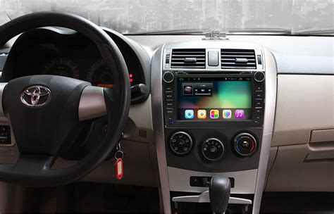 on board diagnostic system 2006 toyota corolla auto manual 8 quot android 6 0 os car dvd player for toyota corolla 2006 2011 gps nav radio stereo bluetooth
