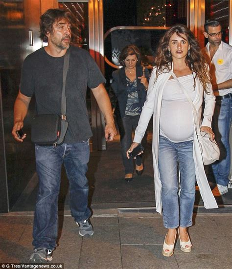 Penelope Has A New by Style Mag Penelope And Javier Bardem