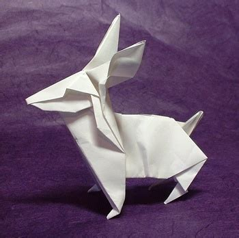 Montroll Origami - rabbit montroll gilad s origami page