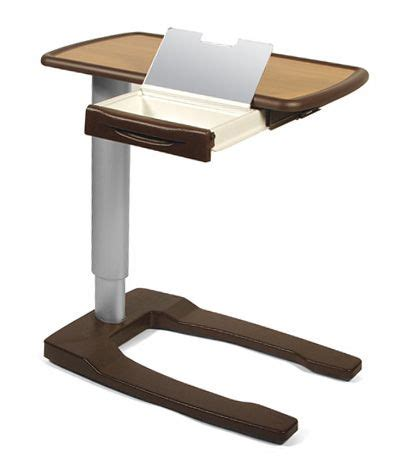hospital bed tray table with drawer transcend overbed table furniture laptop tables