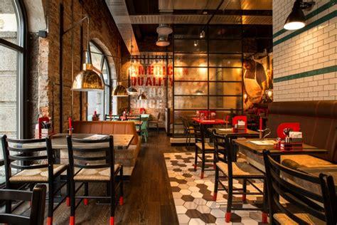 peppes pizza restaurant by riss interi 216 rarkitekter oslo