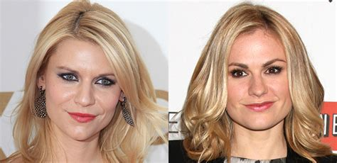 claire danes and anna paquin 8 uncanny celebrity look alikes page 4 of 9 discover fame
