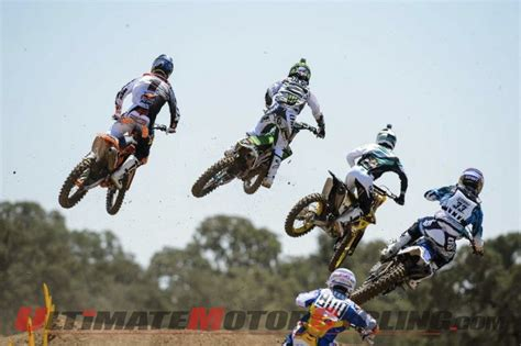 ama outdoor motocross results 2013 hangtown ama motocross results
