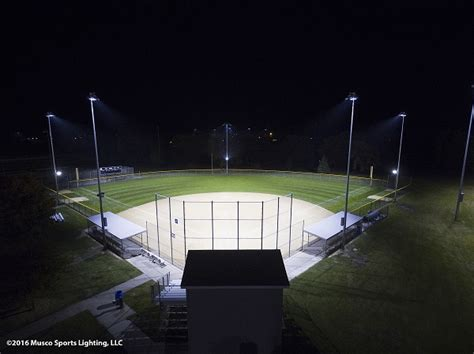 musco launches stadium lighting product with precise