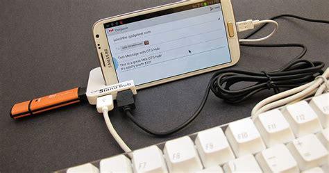 Usb Otg Smartfren cara membuat smartphone android support usb otg