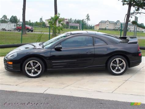 mitsubishi coupe 2000 2000 mitsubishi eclipse gt coupe in kalapana black photo