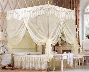 accueil moustiquaire trois portes luxe bed canopy filet