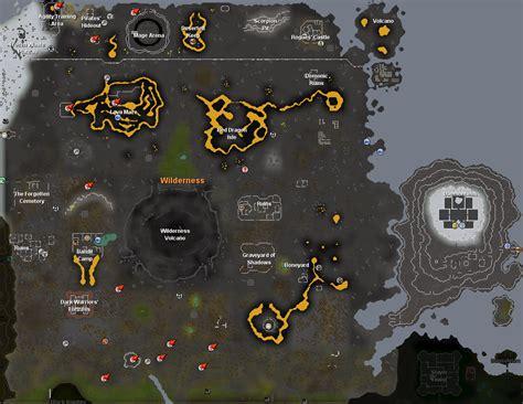 osrs runescape wilderness map osrs runescape wilderness map newhairstylesformen2014 com