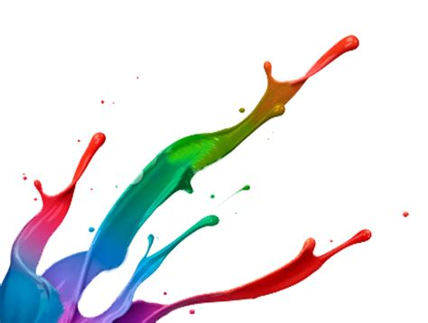 paint splashes png clipart best