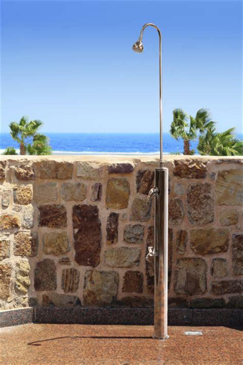 docce per esterno docce solari e docce per esterno cwt piscine