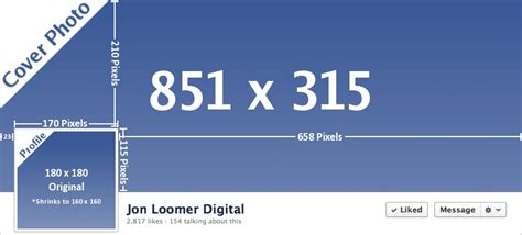 fb profile picture size 187 facebook profile pictures for brand pages get bigger