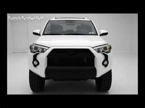 2020 toyota 4runner redesign changes, facelifts & review