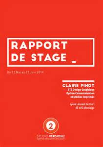 rapport de stage by pinot issuu