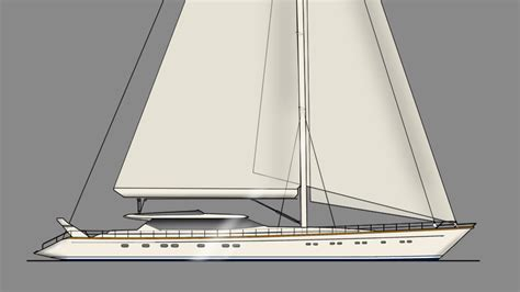 design concept takapuna takapuna ii laurent giles naval architects ltd