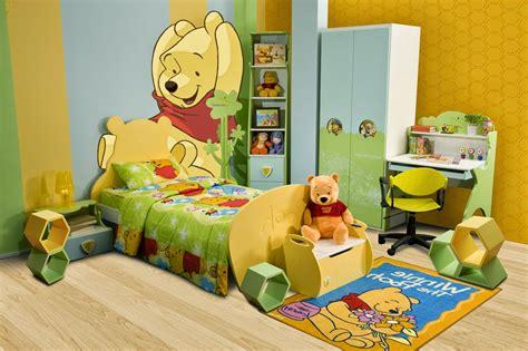 Lu Tidur Winnie The Pooh konsep desain kamar anak winnie the pooh keren
