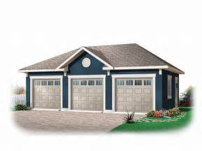 3 Car Garages by Gallery For Gt Detached 3 Car Garage Plans