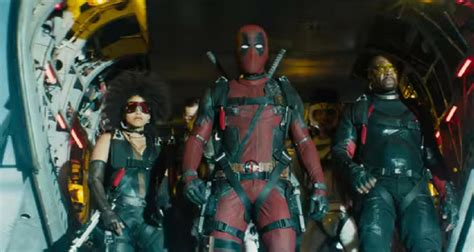 deadpool 2 cast deadpool 2 trailer reveals new cast member bounding