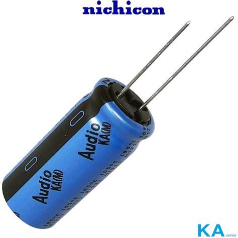 nichicon capacitor footprint nichicon capacitors uk 28 images nichicon pt series 450v 180uf capacitor ebay tvx1h472mdd